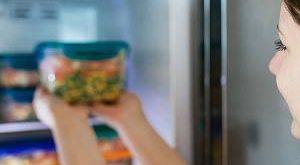 مدت زمان نگهداری مواد غذایی پخته و خام در یخچال